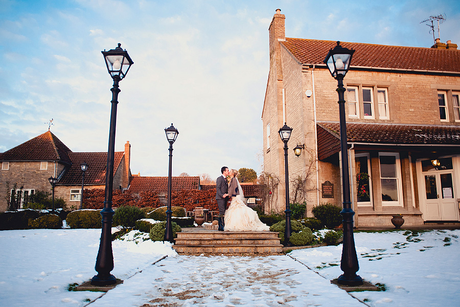 Toft Country House winter wedding photography